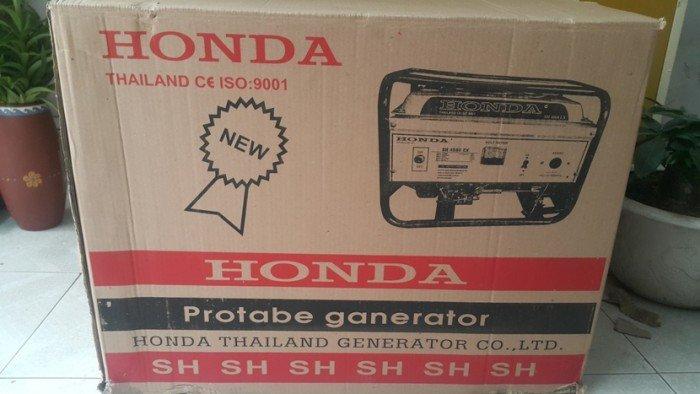 Máy phát điện chạy xăng honda thái lan sh11000ex ( 10kva)1