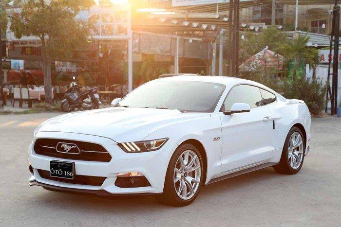 Ford Mustang sản xuất năm 2015 Số tự động Động cơ Xăng