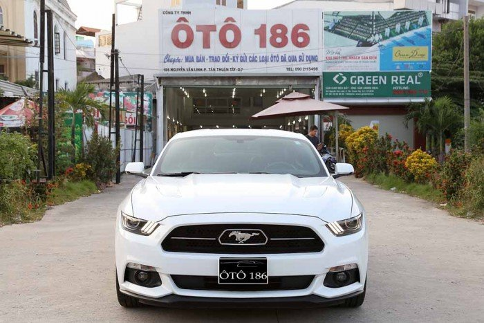 Ford Mustang GT 5.0L V8 50Years Edition... 1