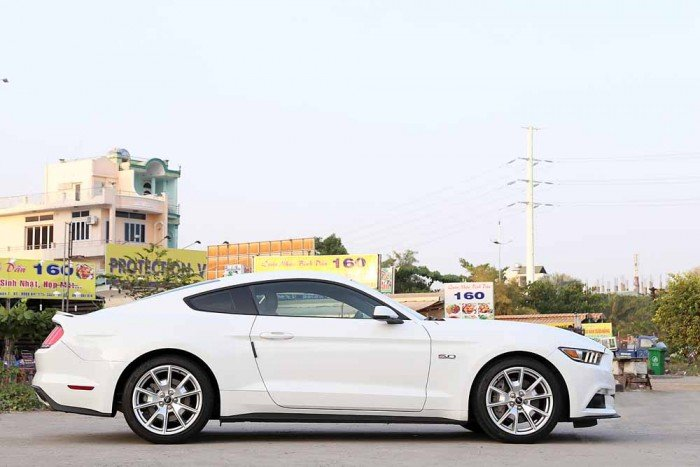 Ford Mustang GT 5.0L V8 50Years Edition... 2