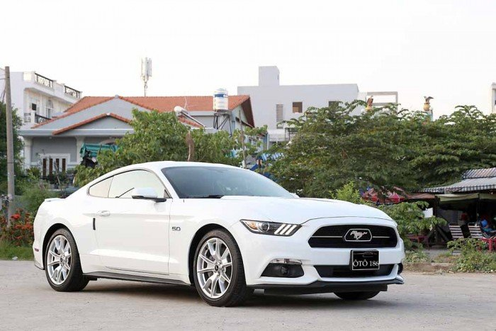 Ford Mustang GT 5.0L V8 50Years Edition... 3