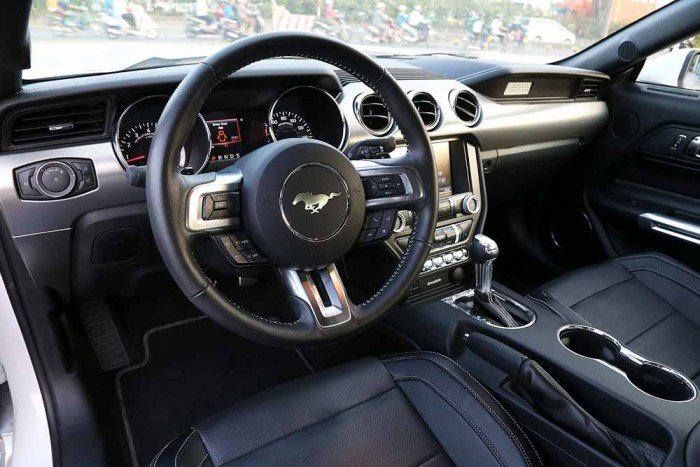 Ford Mustang GT 5.0L V8 50Years Edition... 22