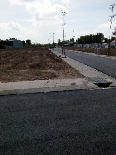 Đất nền dự án NAM PHONG SG đường bùi tư toàn