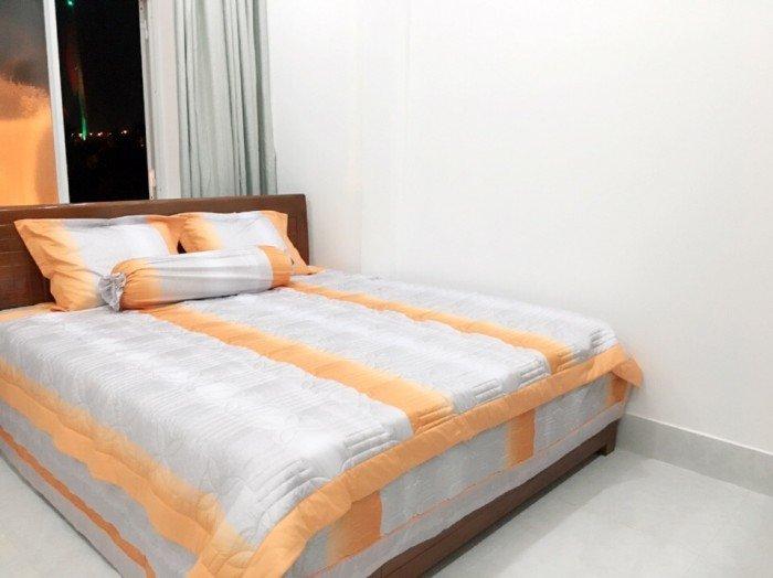 Nhà kiểu căn hộ, đầy đủ tiện nghi ở khu Trần Thị Lý