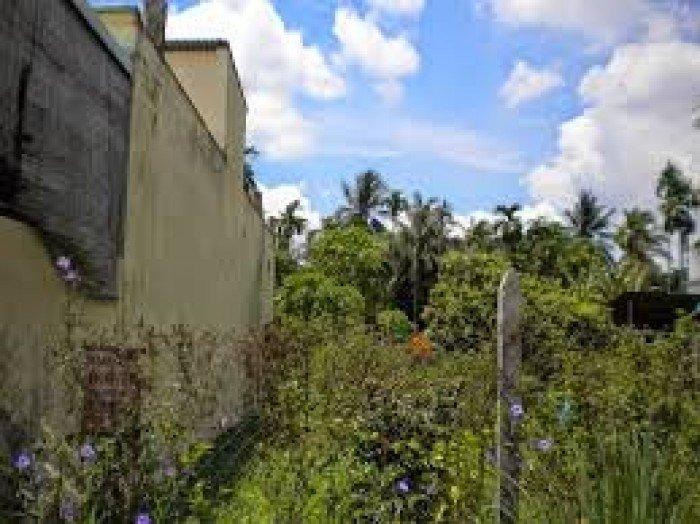 Bán lô đất đường Vườn Lài, hẻm 5m, DT: 8x22m, thổ cư 100%, Giá: 2,25 tỷ