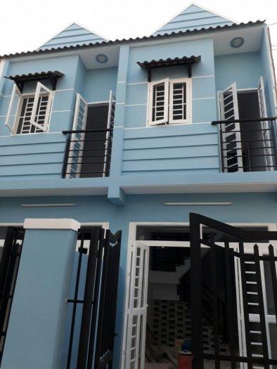 Nhà phố giá rẻ Tô Ngọc Vân Phường Thạnh Xuân, quận 12. DT 3x10m