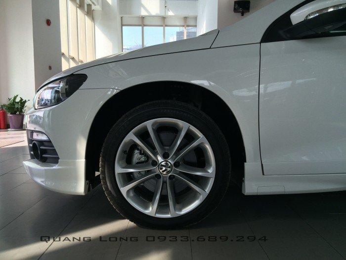 Volkswagen Scirocco 2.0 Turbo TSI - xe thể thao 2 cửa 6