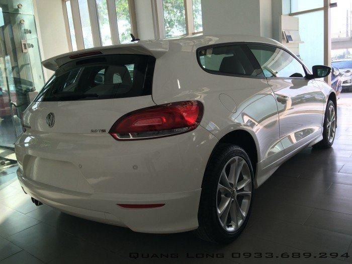 Volkswagen Scirocco 2.0 Turbo TSI - xe thể thao 2 cửa 7