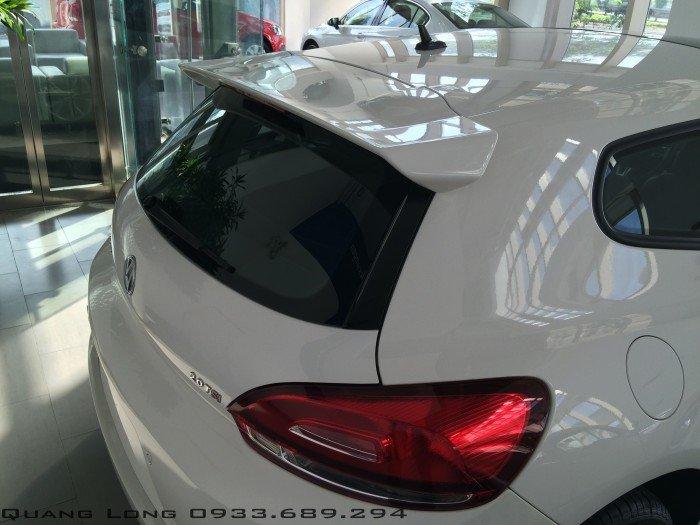 Volkswagen Scirocco 2.0 Turbo TSI - xe thể thao 2 cửa 8