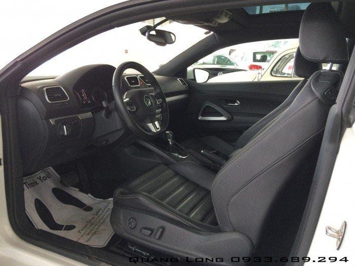 Volkswagen Scirocco 2.0 Turbo TSI - xe thể thao 2 cửa 10