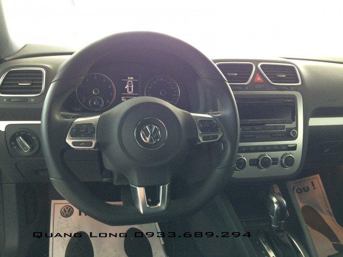 Volkswagen Scirocco 2.0 Turbo TSI - xe thể thao 2 cửa 17