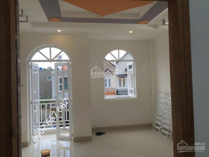 Bán nhà 2 tầng, DT 4,35m x 23m, KDC Sài Gòn Mới, TT Nhà Bè, giá 2.38 Tỷ