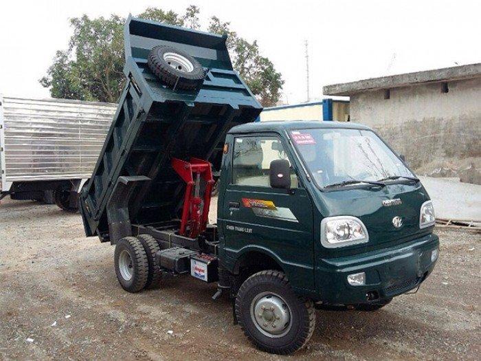 Giá bán xe tải ben Chiến Thắng 3.9 tấn 2 cầu, 4.6 tấn, 4.5 tấn, 5.5 tấn, 6.2 tấn