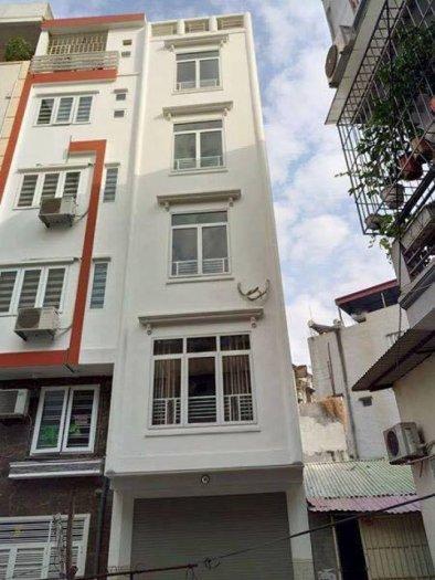 Bán nhà 4 tầng mặt Phố Đỗ Quang Trung Hoà Cầu Giấy giá 9.7 tỷ