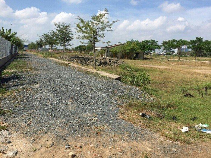 Đất dự án quận 9 đường Long Thuận diện tích 50-58m2 giá 16tr/m2