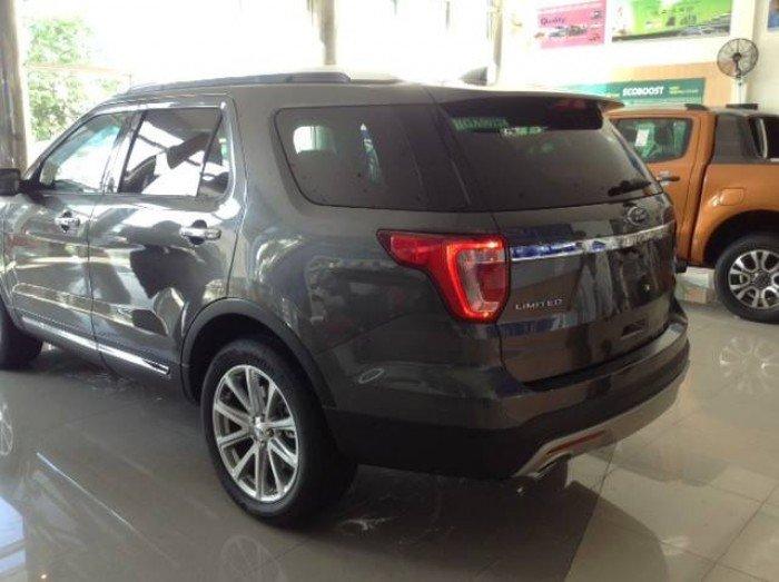 Ford explorer 2017 SUV 7 chỗ nhập Mỹ Bình Định, Phú Yên