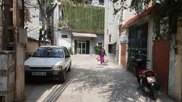 Chỉ 8.1 tỷ sở hữu biệt thự Hoàng Văn Thái 56/80m2, 5 tầng, MT 5.5 ga ra, ôtô tránh, 3 mặt thoáng