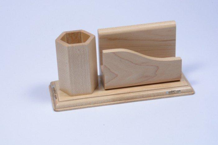Cung cấp quà tặng gỗ để bàn khắc logo0