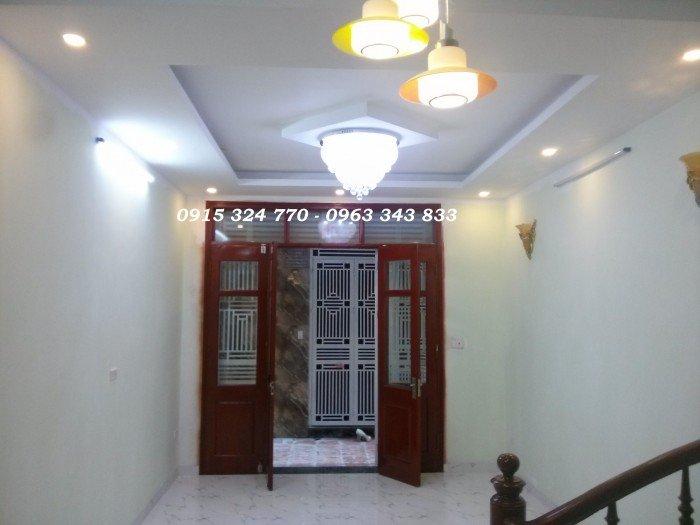Nhà mặt ngõ đường Quang Trung-Nguyễn Trãi-Hà Đông, 42m2*4T, Tây Nam, lô góc, 2.75 tỷ