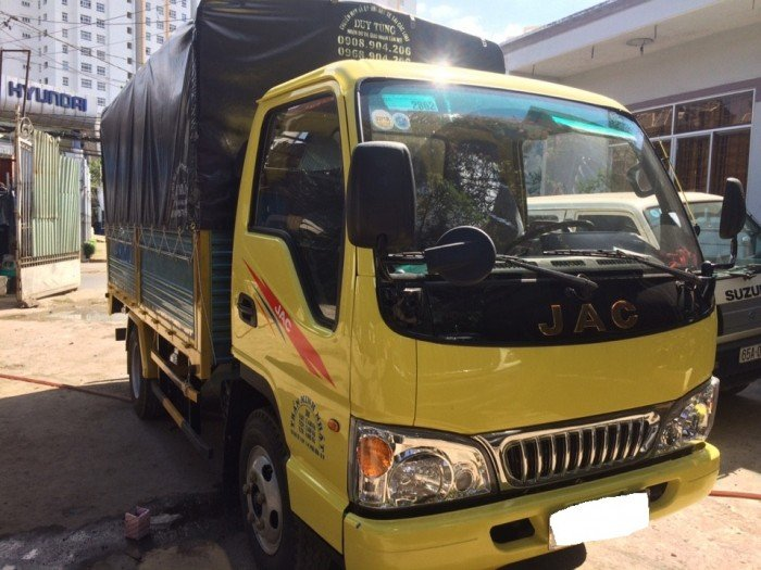 Bán xe tải JAC 2t4 | Giá xe tải JAC 2018 | xe tải JAC 2t4 thùng dài 3.7 mét 1