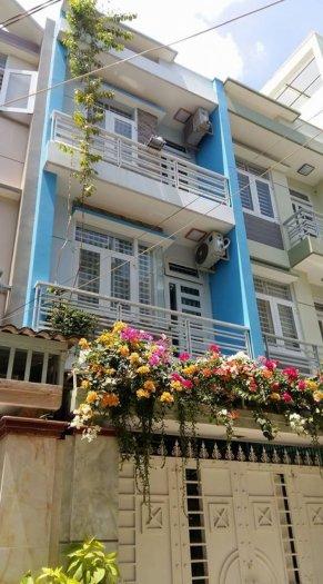 Nhà bán đường Phan Huy Ích, p12 Gò Vấp, dt:4 x 14 đúc 1 trệt 2 lầu,giá 3.15 tỷ