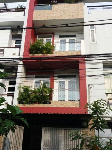 Bán nhà Cây Keo 4x14 có 6 phòng trọ cho thuê