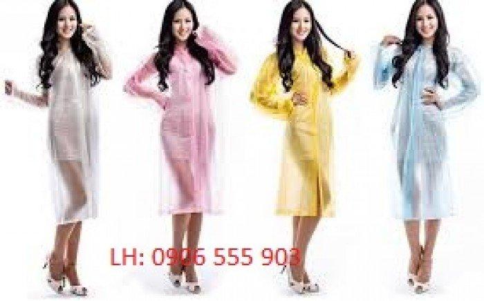 Sản xuất cung cấp áo mưa,in logo áo mưa tại Đà Nẵng giá ưu đãi1
