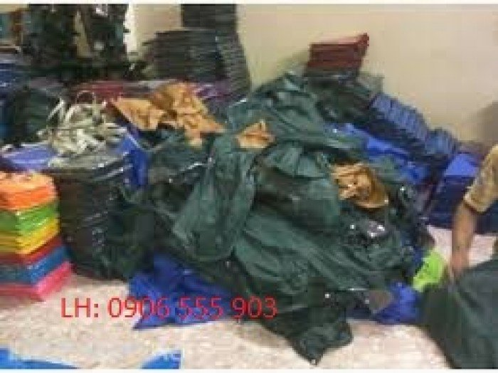 Sản xuất cung cấp áo mưa,in logo áo mưa tại Đà Nẵng giá ưu đãi6