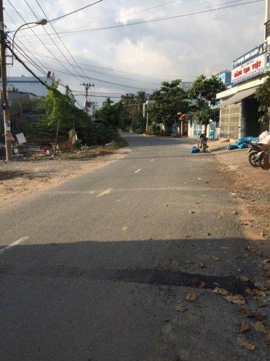 Bán đất tại phường Thạnh Xuân Q12. , DT:132.8m2, Giá 2.69 tỷ SHR