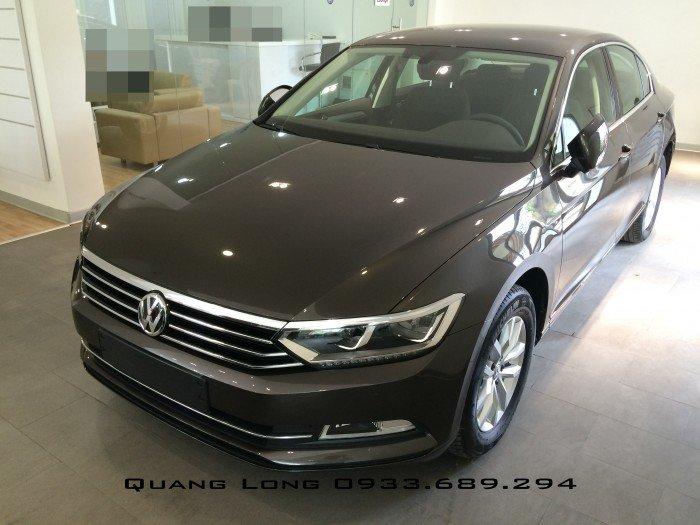 Volkswagen Passat sản xuất năm 2015 Số tự động Động cơ Xăng