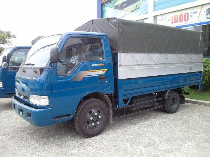 Xe kia 2t4 gia re nhat,giá xe tải kia 2.4 tấn,xe tải kia 2t4 ở  bình dương