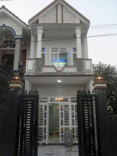 Bán nhà Nguyễn văn Bứa 75m2 giá 830 triệu SHR
