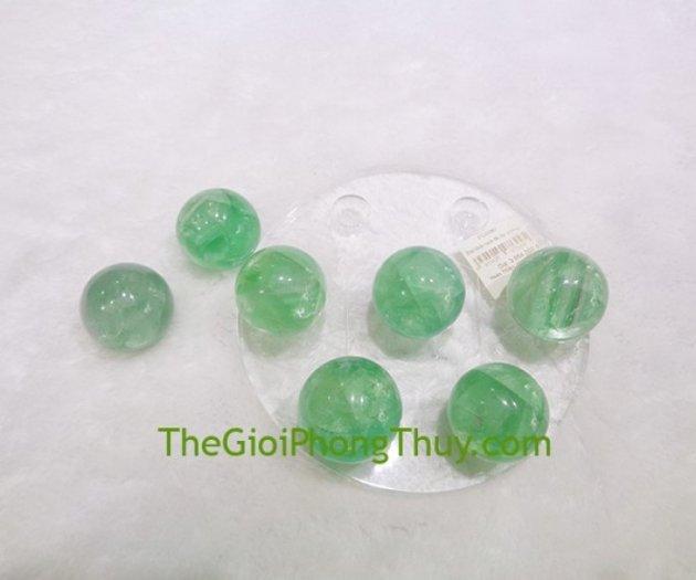 Đĩa thất tinh đá dạ quang FGM0832