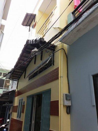 Cần bán căn nhà p10 gò vấp,SHR,dt 5 x 6 đúc 1 lửng 1 lầu ,giá 1.6 tỷ,