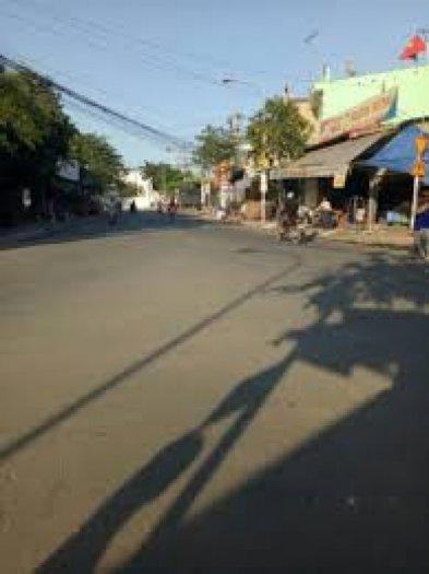 Bán đất lê thị trung mặt tiền đường lớn 18m