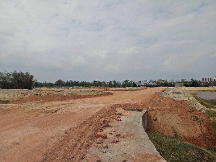 60 lô dự án Sun River City ven sông Cổ Cò