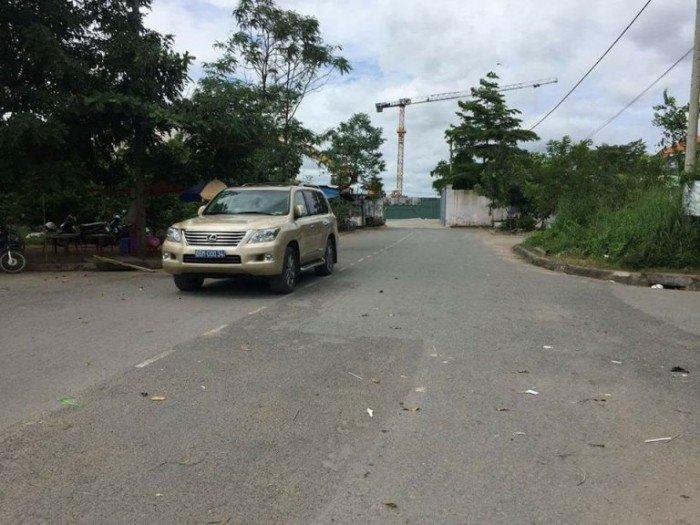 Bán lô đất Tên lửa Diamond MT đường chính ngay Nguyễn Cữu Phú,27tr/m2.