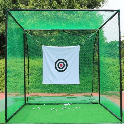 Khung lưới tập chơi golf tại nhà