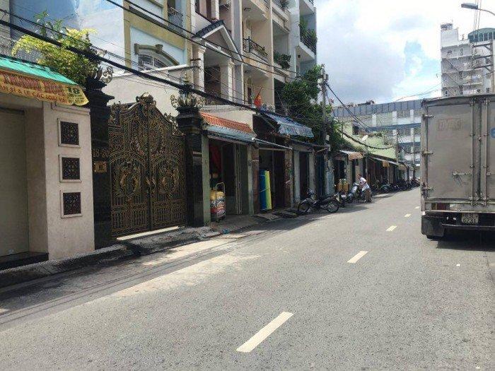 Bán nhà 2 MT Lê Minh Xuân, P8, chợ Tân Bình - 56 tỉ
