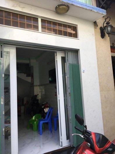 Nhà mới 2 lầu hẻm 4m Nguyễn Trãi Q1 Giá 5.1 tỷ/tl