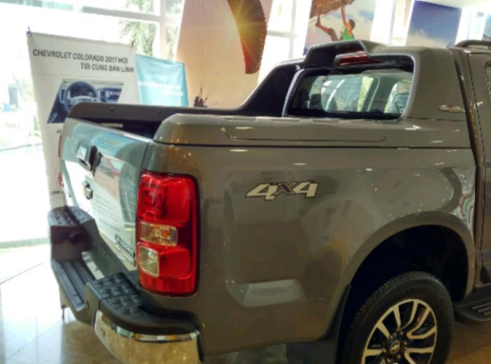 Bán tải Chevrolet Colorado High Country giảm mạnh 50 triệu cùng nhiều chương trình KM khác cho K/H lựa chọn. Liên hệ để biết thêm chi tiết