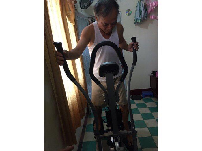 Xe đạp tập đa năng có tạ 2085 tại quy nhơn-gia lai-nha trang2