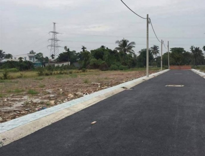 Gia đình cần bán lô đất khu tái định cư sơn tiên QL 51.