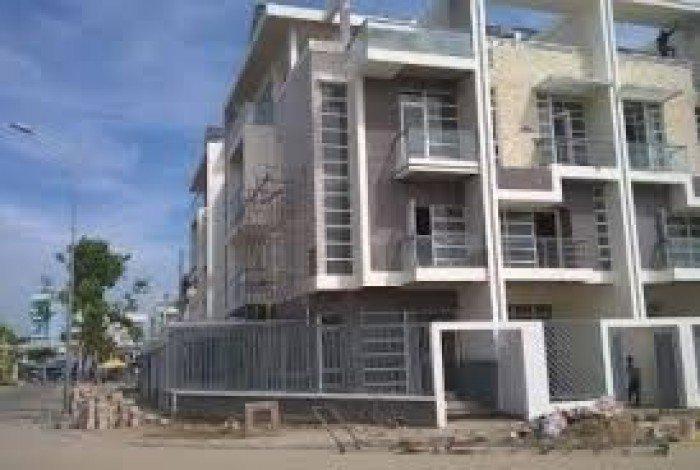 Nhà phố liền kề 1 trệt + 2 lầu xuân thới sơn 85m2