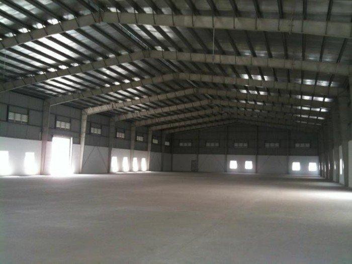 Cho thuê nhà xưởng - kho 2000m2 tại Bắc Ninh, Thuận Thành 3, KCN Khai Sơn