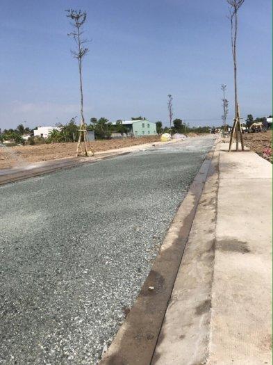 Đất mặt tiền giá rẻ đầu tư xây ơ xây trọ ...370 triệu 100m2