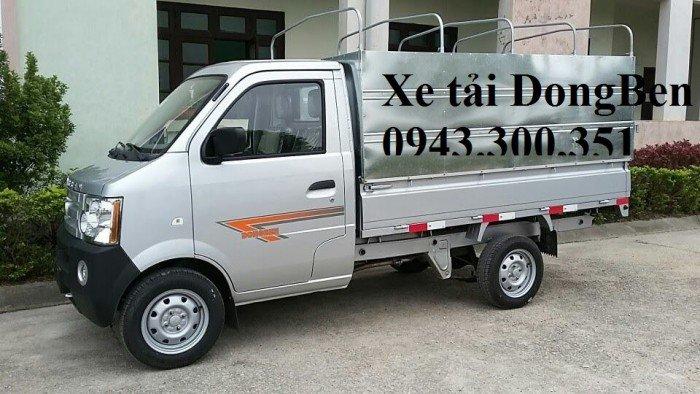 Xe tải dong ben - xe tải cỡ nhỏ của người việt