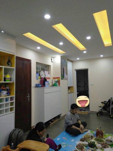 Chung Cư MINI Khương trung chỉ 410tr/căn đủ nội thất, ÔTÔ vào cách 30m, Gần hồ điều hòa