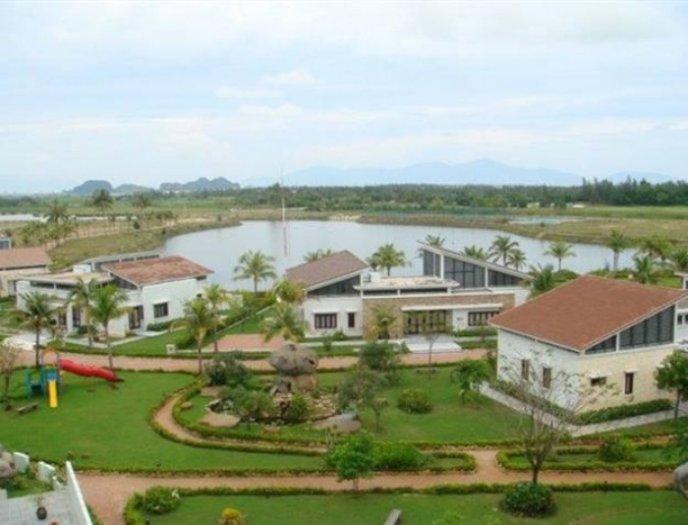 Lô đất sau lưng Cocobay,Sân golf nam Đà Nẵng
