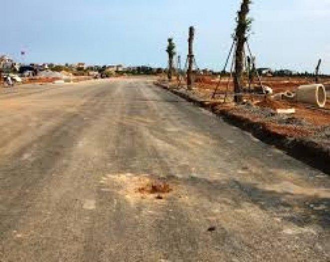 Đất thổ cư sổ hồng riêng giá chỉ từ 220 triêu/nền/85m2.
